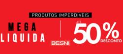 Promoção de Besni no folheto de São Paulo