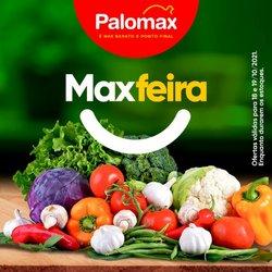 Ofertas de Palomax no catálogo Palomax (  Vence hoje)