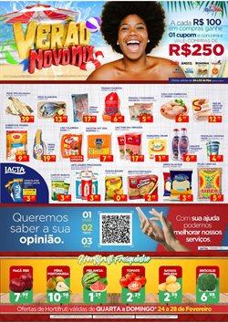 Ofertas Supermercados no catálogo Novo Mix em Camaçari ( Publicado ontem )