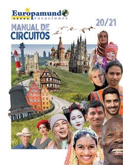 Ofertas Viagens, Turismo e Lazer no catálogo Europamundo Vacaciones em Caruaru ( Mais de um mês )