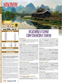 Catálogo Europamundo Vacaciones ( Mais de um mês )