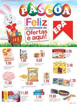 Ofertas Supermercados no catálogo Epa em Belo Horizonte ( Vence hoje )