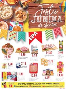 Ofertas de Supermercados no catálogo Epa (  Publicado hoje)