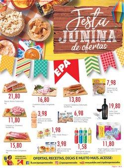 Ofertas de Supermercados no catálogo Epa (  Publicado ontem)