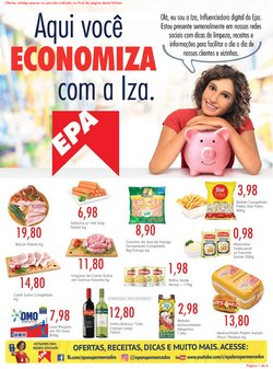 Ofertas de Supermercados no catálogo Epa (  3 dias mais)