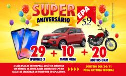 Promoção de Epa no folheto de Belo Horizonte