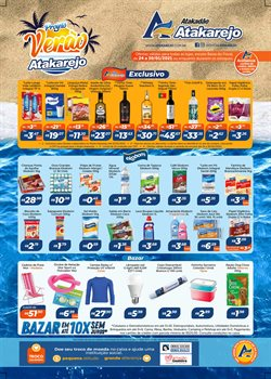 Ofertas Supermercados no catálogo Atakarejo em Lauro de Freitas ( 2 dias mais )