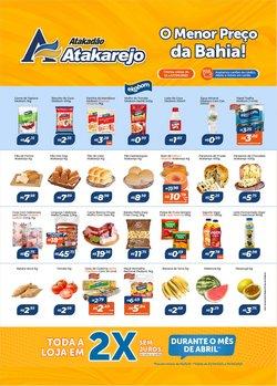 Catálogo Atakarejo ( 3 dias mais )