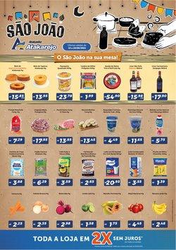 Ofertas de Supermercados no catálogo Atakarejo (  Vence hoje)