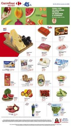 Catálogo Carrefour Market ( 2 dias mais )