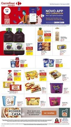 Ofertas de Mousse em Carrefour Market
