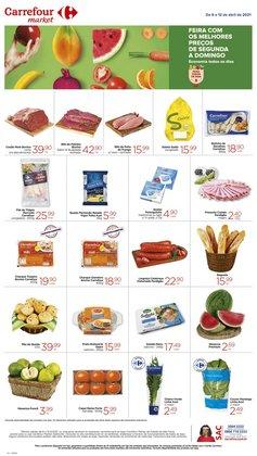 Catálogo Carrefour Market em São Paulo ( 2 dias mais )