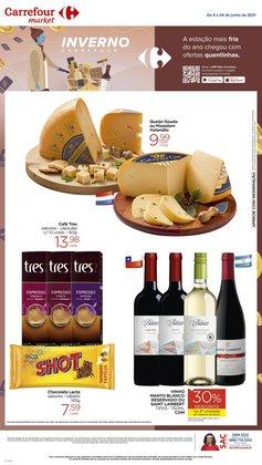 Ofertas de Carrefour Market no catálogo Carrefour Market (  9 dias mais)