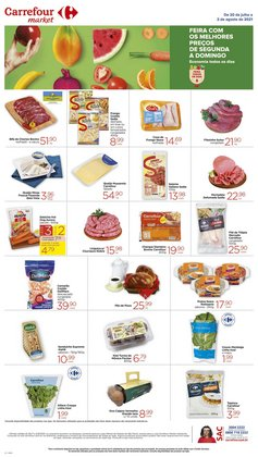 Ofertas de Supermercados no catálogo Carrefour Market (  3 dias mais)