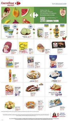 Catálogo Carrefour Market (  Válido até amanhã)