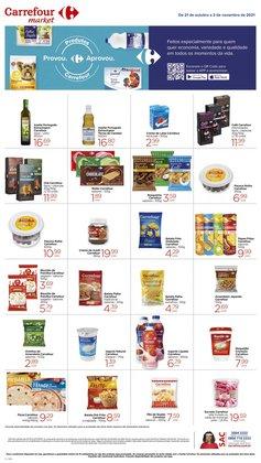 Catálogo Carrefour Market (  Publicado ontem)