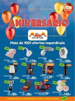 Ofertas de Milium no catálogo Milium (  10 dias mais)