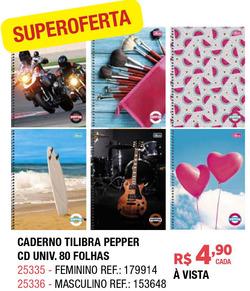 Promoção de Port Informatica no folheto de Belo Horizonte