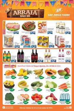 Ofertas de Supermercados no catálogo São Judas Tadeu (  Válido até amanhã)