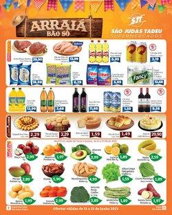 Ofertas de Supermercados no catálogo São Judas Tadeu (  Publicado ontem)