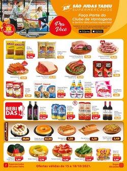 Ofertas de Supermercados no catálogo São Judas Tadeu (  2 dias mais)
