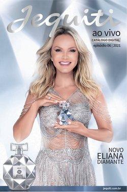 Ofertas Perfumarias e Beleza no catálogo Jequiti em Uberlândia ( 12 dias mais )