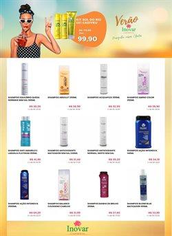 Ofertas Perfumarias e Beleza no catálogo Inovar Cosmeticos em Goiânia ( 3 dias mais )