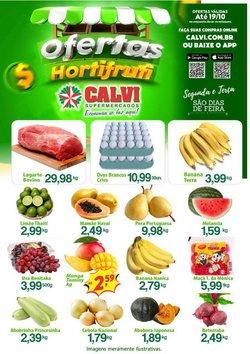 Catálogo Calvi Supermercados (  Válido até amanhã)