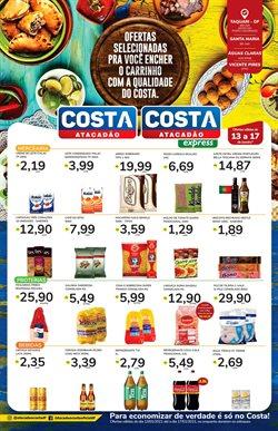 Ofertas Supermercados no catálogo Costa Atacadão em São Bernardo do Campo ( 2 dias mais )