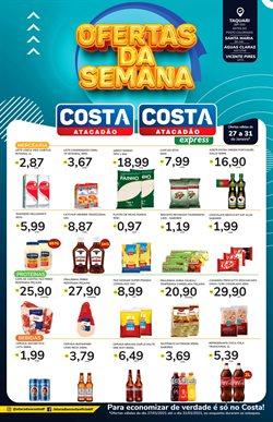 Ofertas Supermercados no catálogo Costa Atacadão em Olinda ( 3 dias mais )
