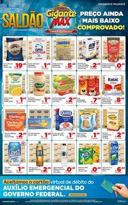 Ofertas Supermercados no catálogo Max Atacadista em Poços de Caldas ( Válido até amanhã )