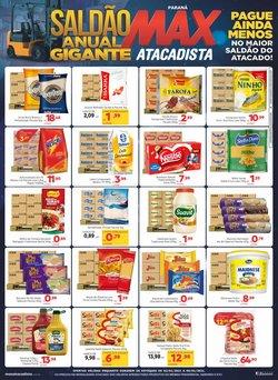 Catálogo Max Atacadista em Curitiba ( Vencido )