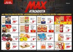 Catálogo Max Atacadista em São José do Rio Preto ( Vencido )