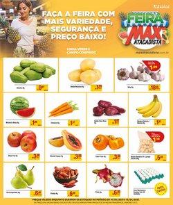 Ofertas Supermercados no catálogo Max Atacadista em Curitiba ( 3 dias mais )