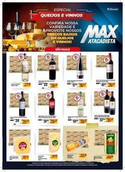 Ofertas de Max Atacadista no catálogo Max Atacadista (  Mais de um mês)