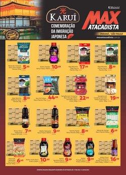 Catálogo Max Atacadista (  11 dias mais)