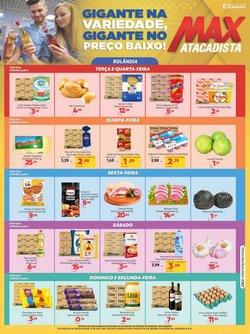 Ofertas de Max Atacadista no catálogo Max Atacadista (  4 dias mais)