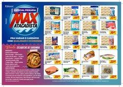 Ofertas de Max Atacadista no catálogo Max Atacadista (  Vencido)