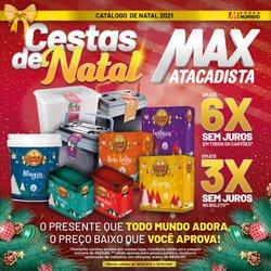 Catálogo Max Atacadista (  Publicado ontem)