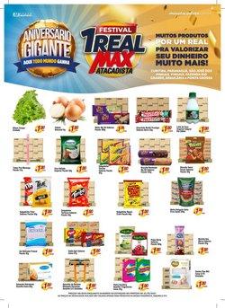 Ofertas de Supermercados no catálogo Max Atacadista (  Vence hoje)