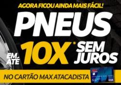 Cupom Max Atacadista em Maringá ( 6 dias mais )