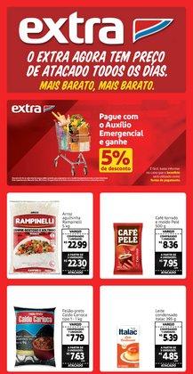 Ofertas Supermercados no catálogo Extra Super em Rio de Janeiro ( Válido até amanhã )