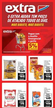 Ofertas Supermercados no catálogo Extra Super em Osasco ( Válido até amanhã )