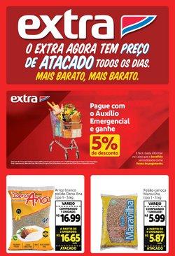 Ofertas de Supermercados no catálogo Extra Super (  Vence hoje)