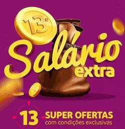 Promoção de Extra Supermercado no folheto de Poços de Caldas