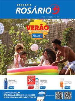 Ofertas Farmácias e Drogarias no catálogo Drogaria Rosário em Goiânia ( Publicado ontem )