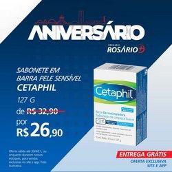 Ofertas Farmácias e Drogarias no catálogo Drogaria Rosário em Taguatinga ( 12 dias mais )