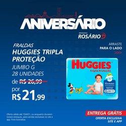 Catálogo Drogaria Rosário em Brasília ( Vencido )