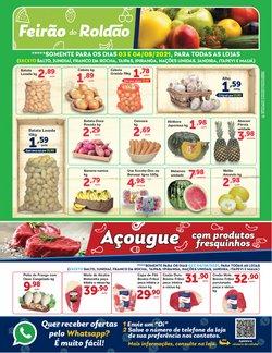 Ofertas de Supermercados no catálogo Roldão (  Válido até amanhã)