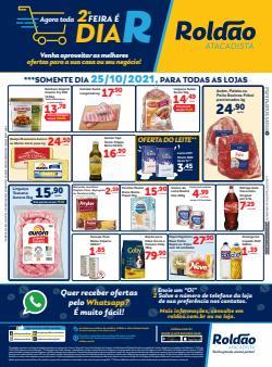 Ofertas de Supermercados no catálogo Roldão (  Vence hoje)